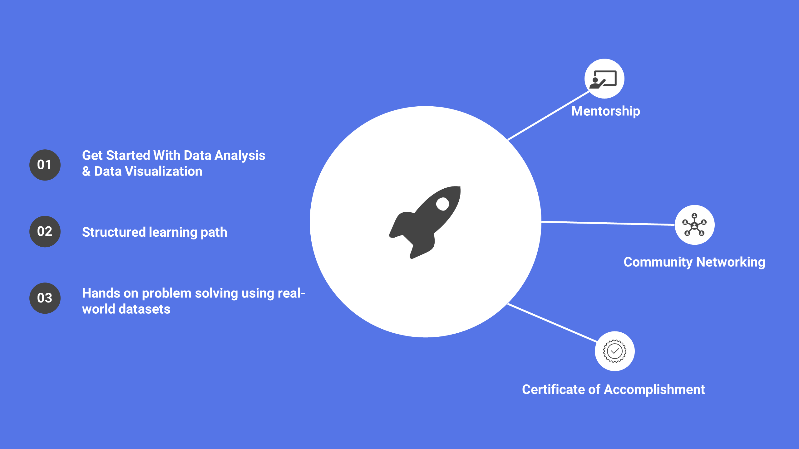 Data Analysis and Visualization 101 Bootcamp - Benefits